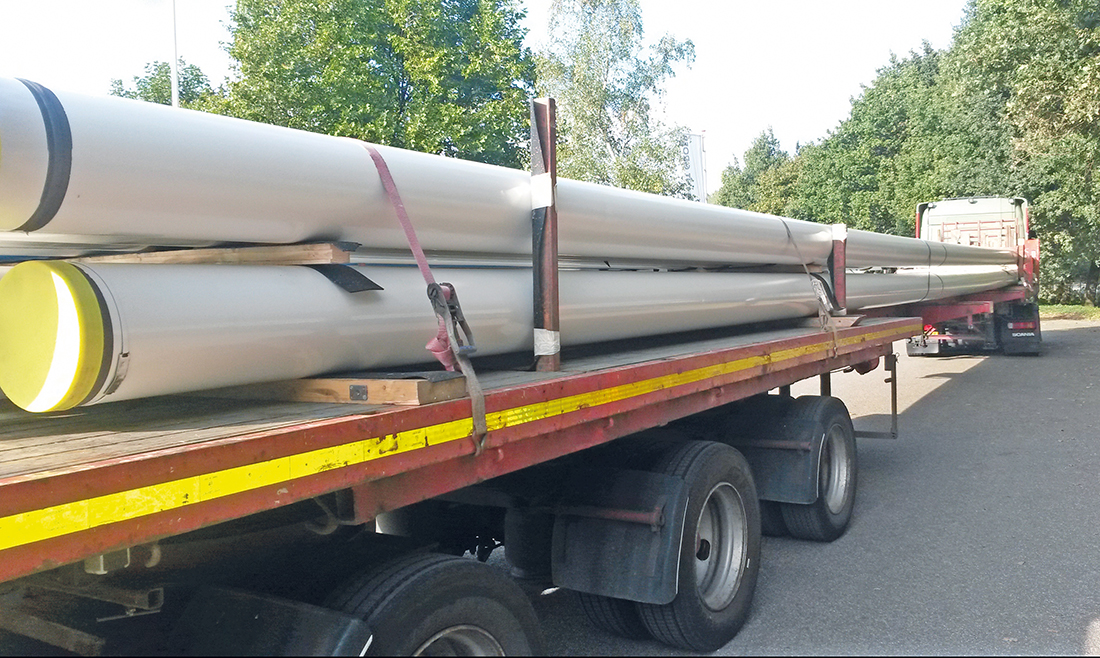 Oosterhout takes care of double-length spools for ETA Tankput 83